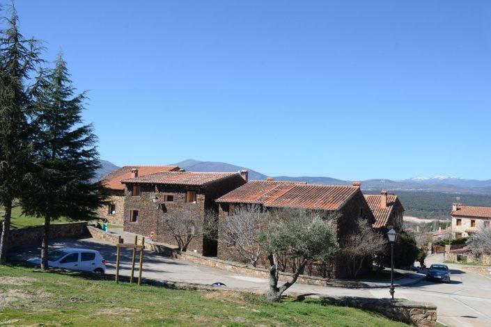 Alojamientos Cervera de Buitrago