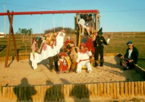 Carnavales Cervera de Buitrago