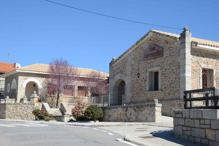Casa Consistorial Cervera de Buitrago