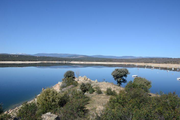 Cervera de Buitrago paisaje