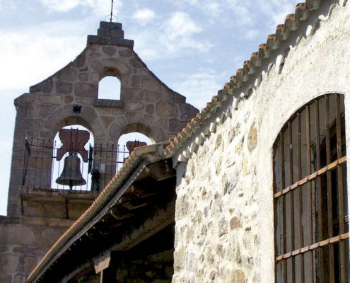 Cervera de Buitrago Iglesia